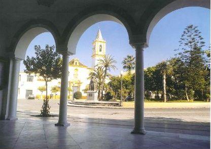 Dos Hermanas. Plaza de la Constitución.