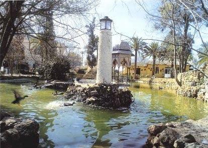 Dos Hermanas. Parque municipal, Alquería del Pilar.