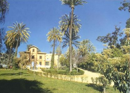 Dos Hermanas. Parque municipal, Alquería del pilar, Asuntos Sociales.