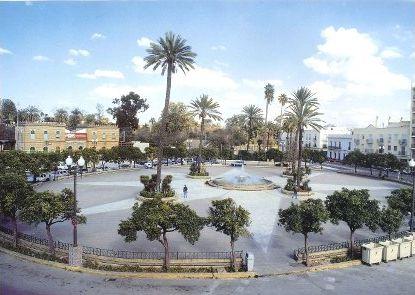 Dos Hermanas. Plaza de el Arenal.