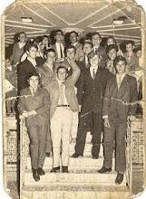 Plaza del Arenal 22 de marzo 1970.
