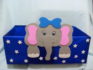 Brujitadelux cajas decoradas - Cajas infantiles decoradas ...