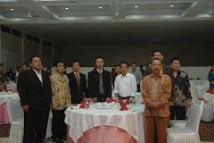 Bersama Senior HIPMI Bengkulu
