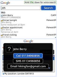 google mobile application