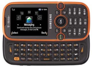 Samsung T469 Gravity
