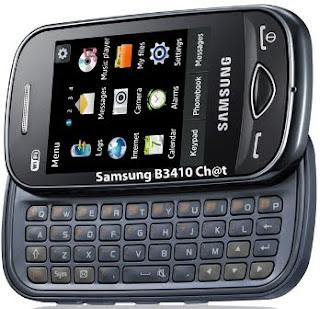 Samsung B3410 Chat