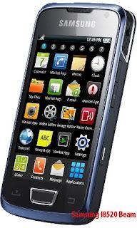 Samsung Halo i8520 Beam