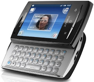 Sony Ericsson Experia X10 Mini Pro