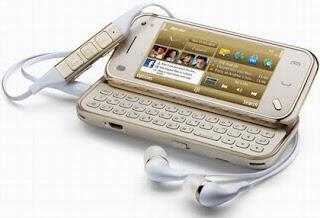 Nokia N97 Gold version