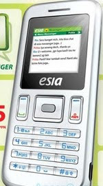 Hape Esia Connect, Real Facebook Access and Esia Messenger