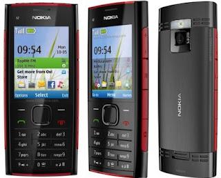 Nokia X2 Music