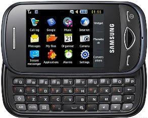 Samsung B3410 (Samsung CorbyPlus B3410)
