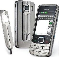 Fitur Nokia 6208c