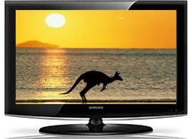 LCD TV Samsung LA22B450