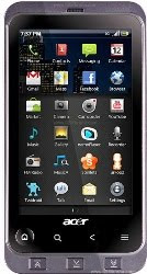 Gadget Android Smartphone Acer Stream