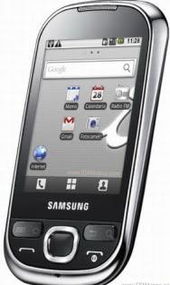 Samsung i5500 Corby