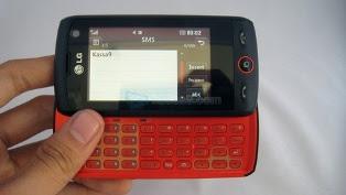 LG GW 525 3G cookie