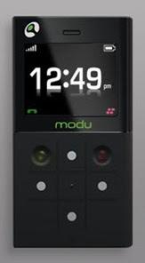 Modu lightest mobile