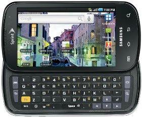Samsung Epic 4G (Galaxy Samsung S Pro)