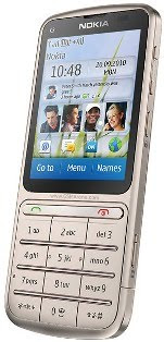 Nokia X3-02 Touch and Type -8