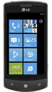 LG E900 Optimus 7-10