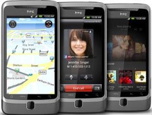 HTC  Desire Z-9