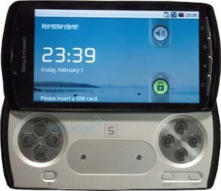 handphone Games Sony Ericsson