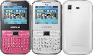 Samsung Ch@t 322-8