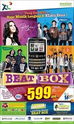 Nexian  Beat Box-10