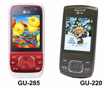 LG GU-220  GU-285-9