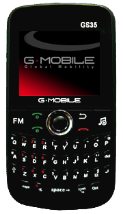 G.Mobile GS 35-9
