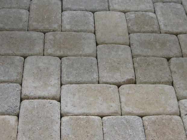 landscaping pavers home depot