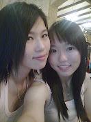 Me & Chian Ying.