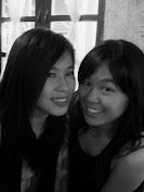 Me & Pui Li.
