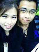 Me & Him.