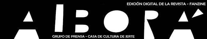 Edición digital de ALBORÁ