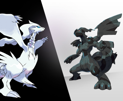 new pokemon black and white version. Pokémon Black Version/White