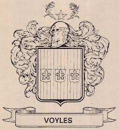 Voyles Coat of Arms