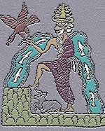 EA Prince De La Terre dans PEUPLES ANCIENS enki2