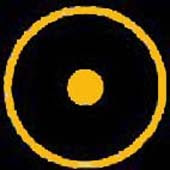Les symboles de l'arbre séfirotique dans L'ARBRE DE VIE point+dans+le+cercle