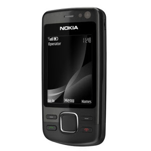 Nokia 6600i - slider phone