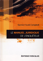 Please buy my hubby's book en français!