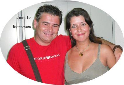 Con Jaimito Borromeo