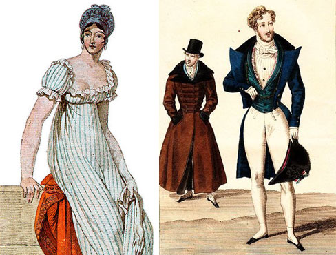 fashion photography: THE HISTORY OF FASHION - THE ABOLITION OF THE ...
