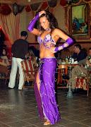ALIBABA'S BELLY DANCER #1