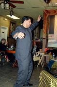 ALEX @ ALIBABA'S DANCING