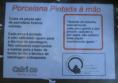 Cahico na FIA Lisboa