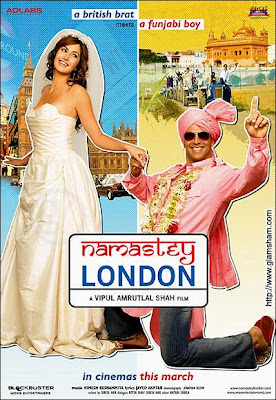 Namaste London Songs Download