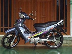 Judul: Dijual Cepat Suzuki Shogun 125R Tahun 2004