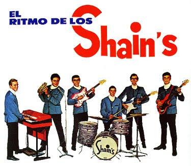 Los Shains El Ritmo De Los Shains